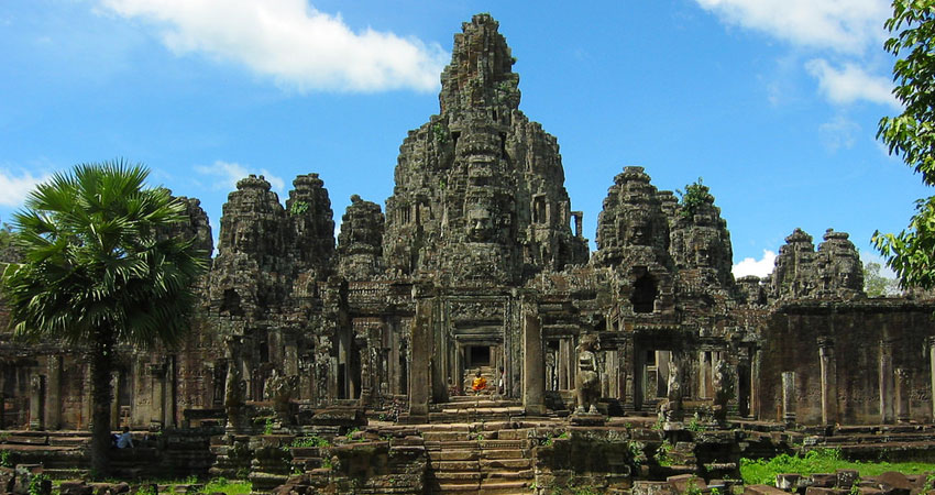 Exit 2 Puzzles & Geduldspiele Tempel in Angkor