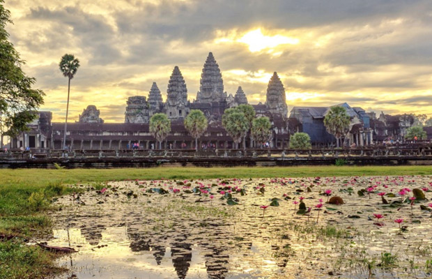 ANGKOR STOPOVER 2 DAYS / 1 NIGHT