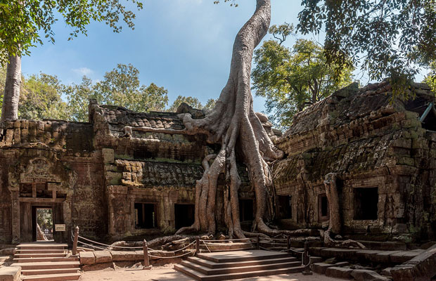 CAMBODIA SOFT ADVENTURE TOUR 11 DAYS / 10 NIGHTS